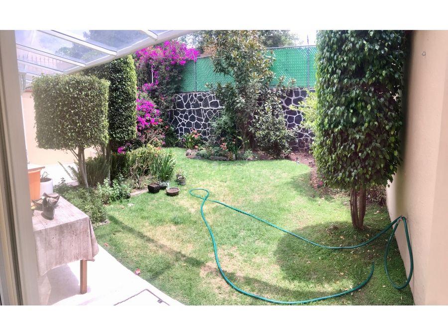 cv comoda casa en jardines del ajusco sur de cdmx ml