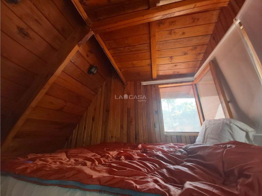 cabana remodelada en el corazon de avandaro