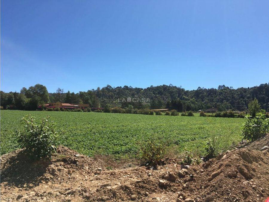 terreno colindante con rancho avandaro