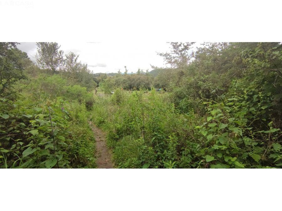 terrenos en valle santana