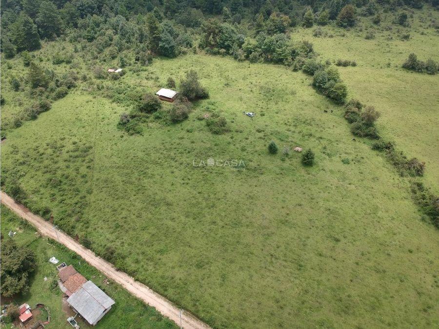 oportunidad de terreno para rancho