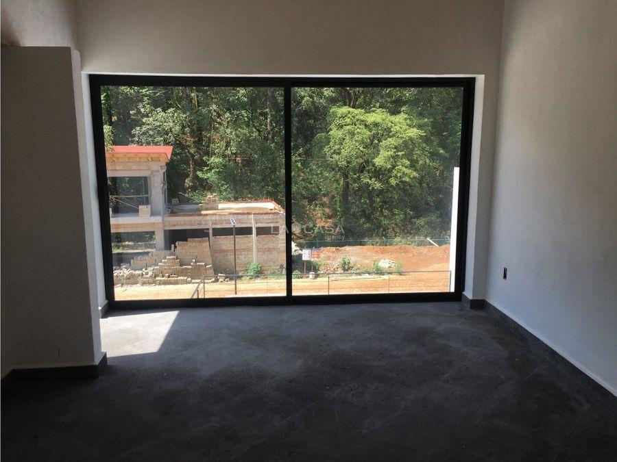 casa nueva en renta en condominio