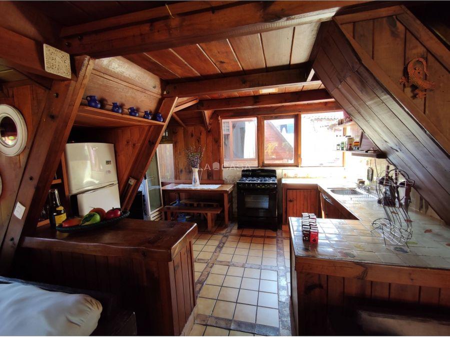 cabana en el centro de avandaro