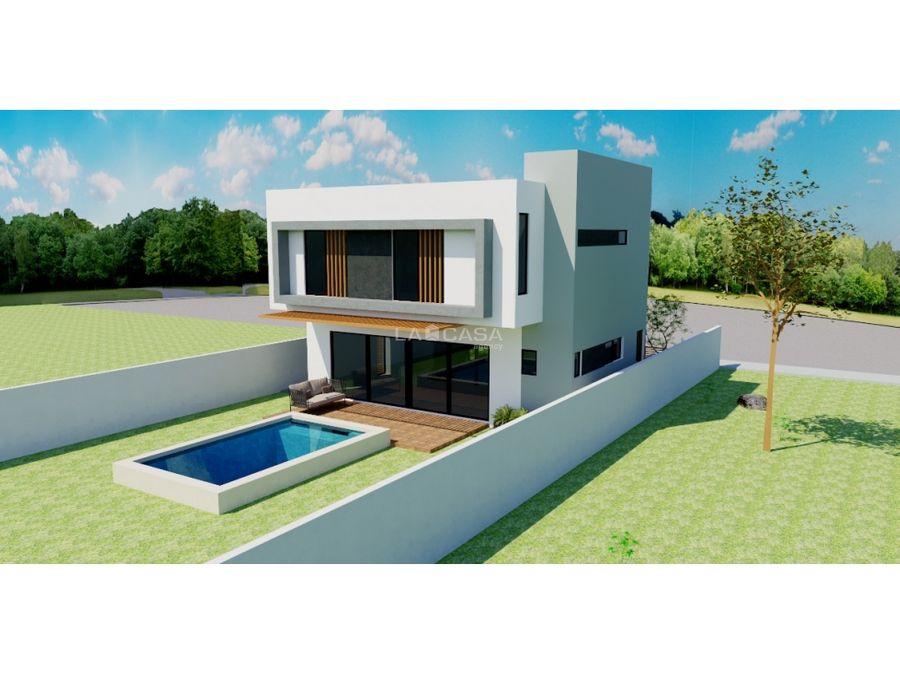casa de 3 habitaciones con piscina en privada con amenidades