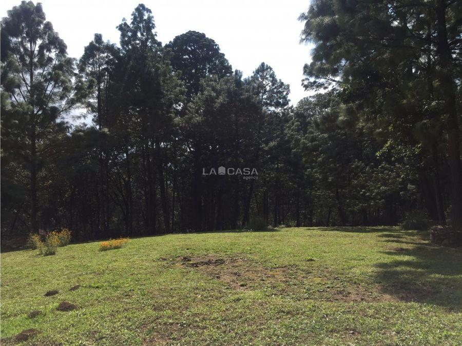 terreno en venta en los alamos