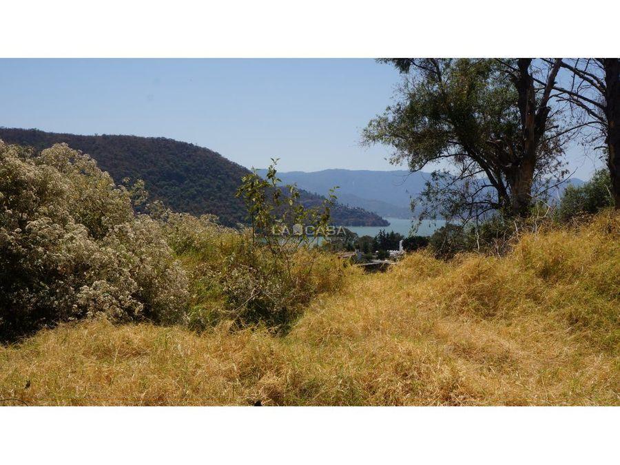 comodo predio con vista parcial al lago