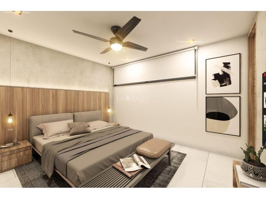 departamento de 3 habitaciones con amenidades