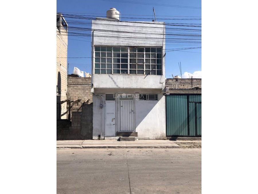 edificio en venta en san mateo atenco a una cuadra de tollocan