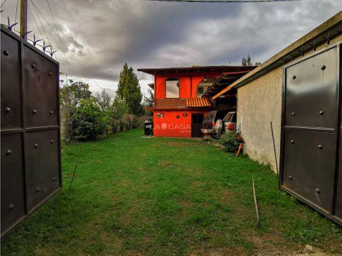 casa en renta la palma rancho avandaro valle de bravo