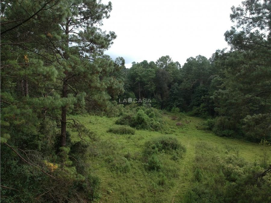 terreno ideal para rancho cerca de acatitlan