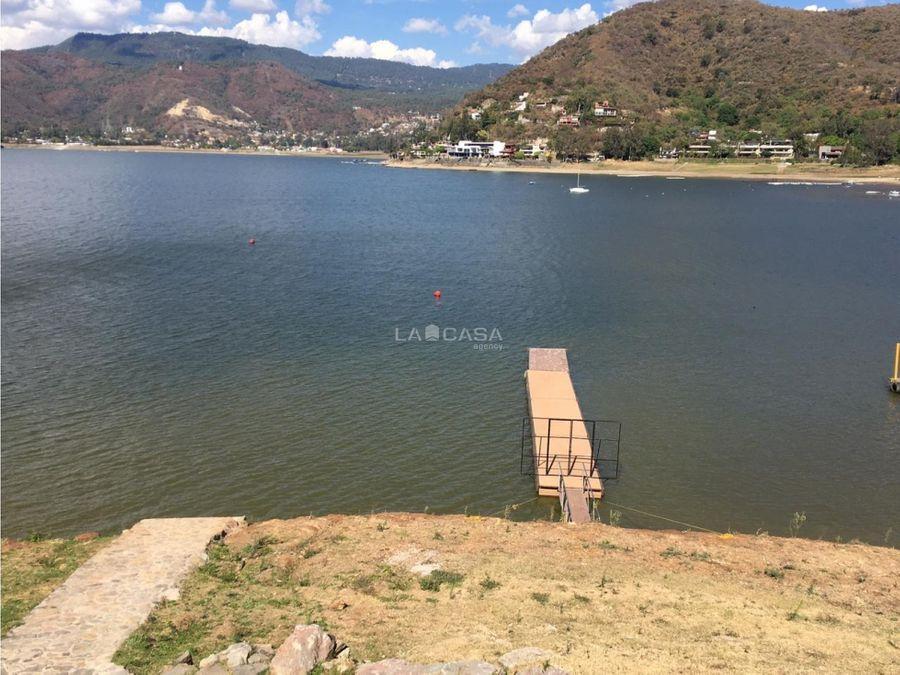 casa en condominio en la pena con acceso al lago