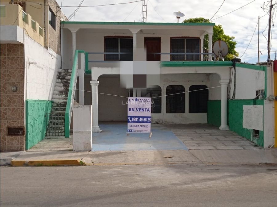 casa centrica en puerto progreso