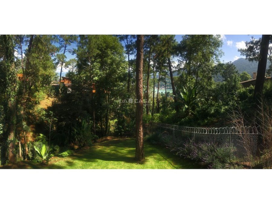 espectacular residencia ruta del bosque avandaro