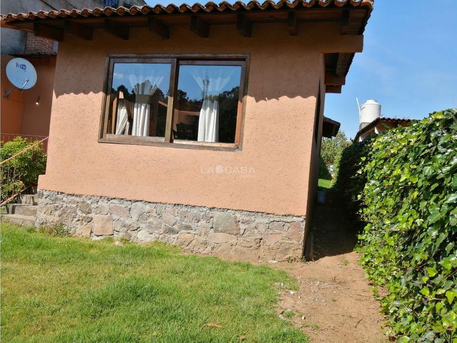 casa telantongo rancho avandaro valle de bravo