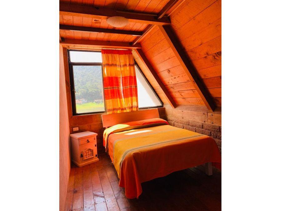 cabana en renta