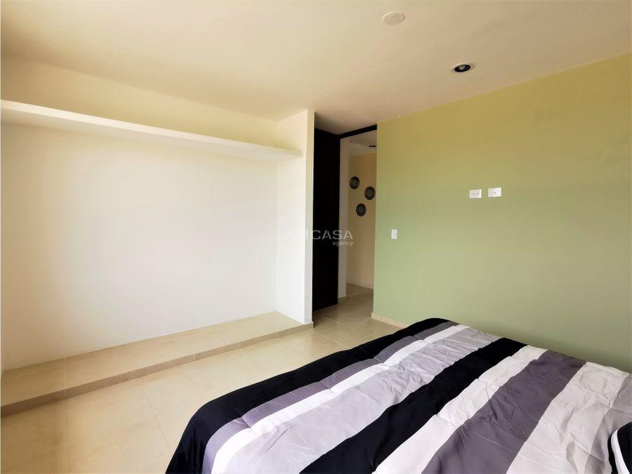 casa de 2 habitaciones en privada de conkal