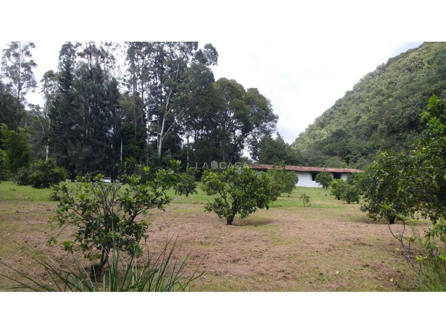 hermoso rancho en temascaltepec