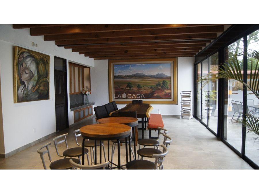 casa nueva con acceso al lago cerrillo