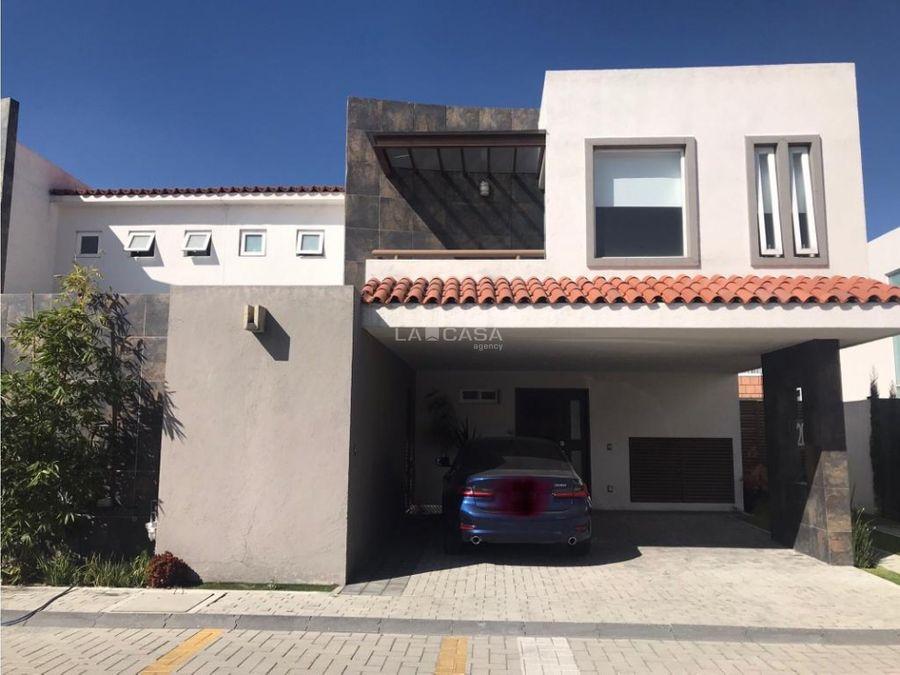 casa en renta prados de la asuncion metepec
