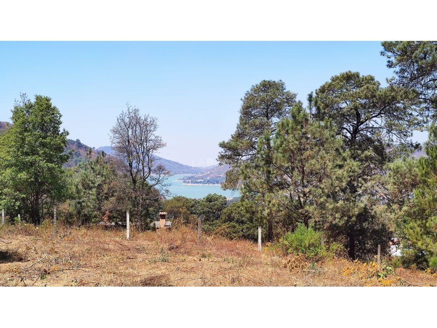 terreno en venta en pipiol con vista al lago