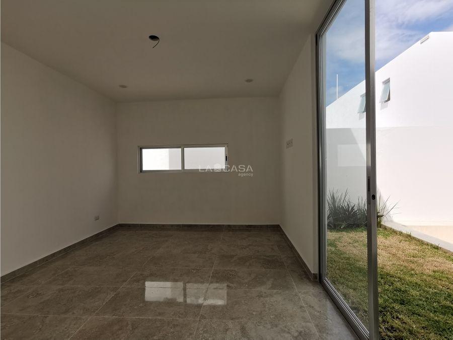 casa nueva en venta en exclusivo residencial mod 277
