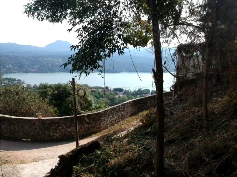 impresionantes vistas al lago