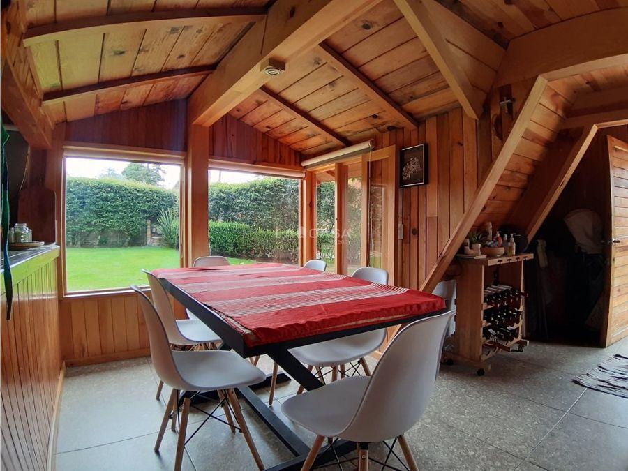 cv cabana en venta en el centro de avandaro