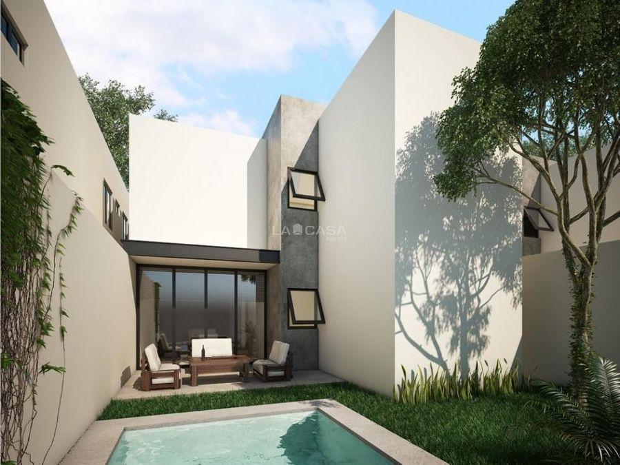 casa de 3 recamaras con piscina