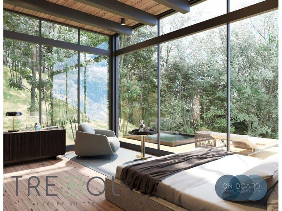 cv trebol luxury suite fraccional