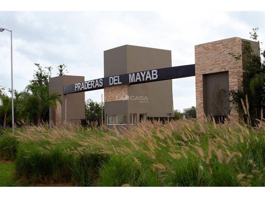 casa de 3 habitaciones en praderas del mayab