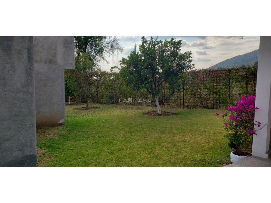 terreno para casa en san gabriel ixtla