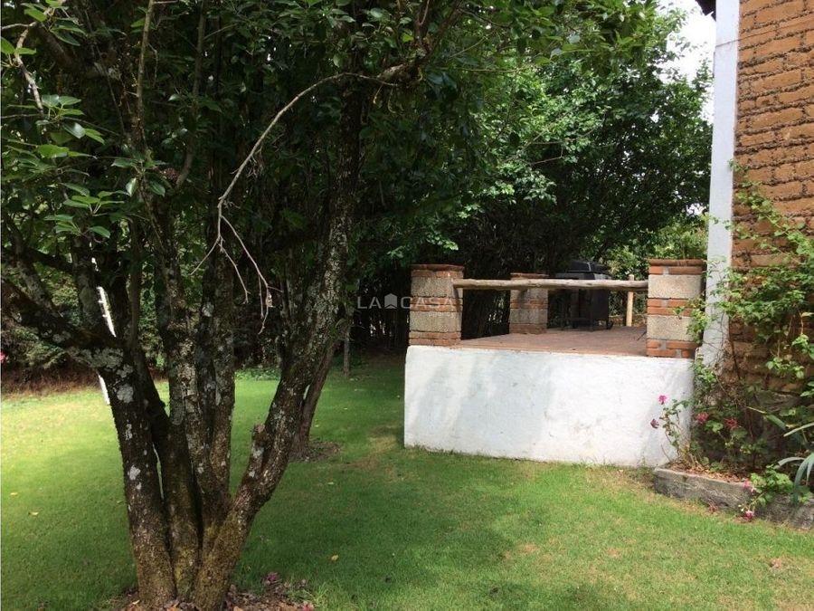 casa campestre