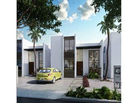 modelo coral casa en venta en chelem