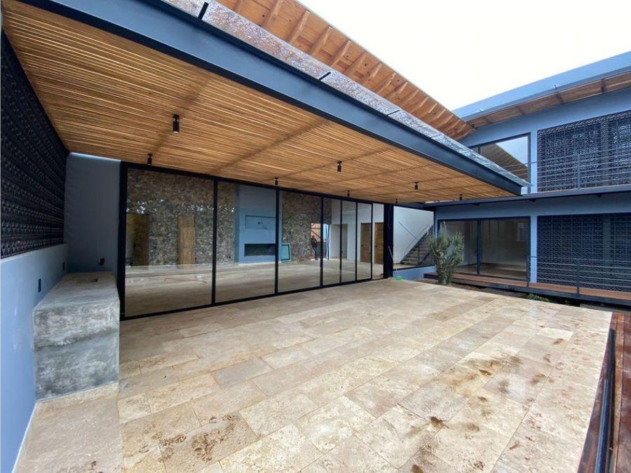 extraordinaria casa en venta