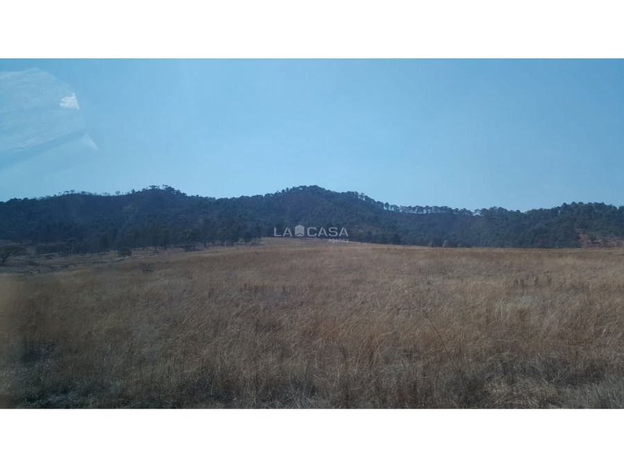 atractivo terreno para rancho