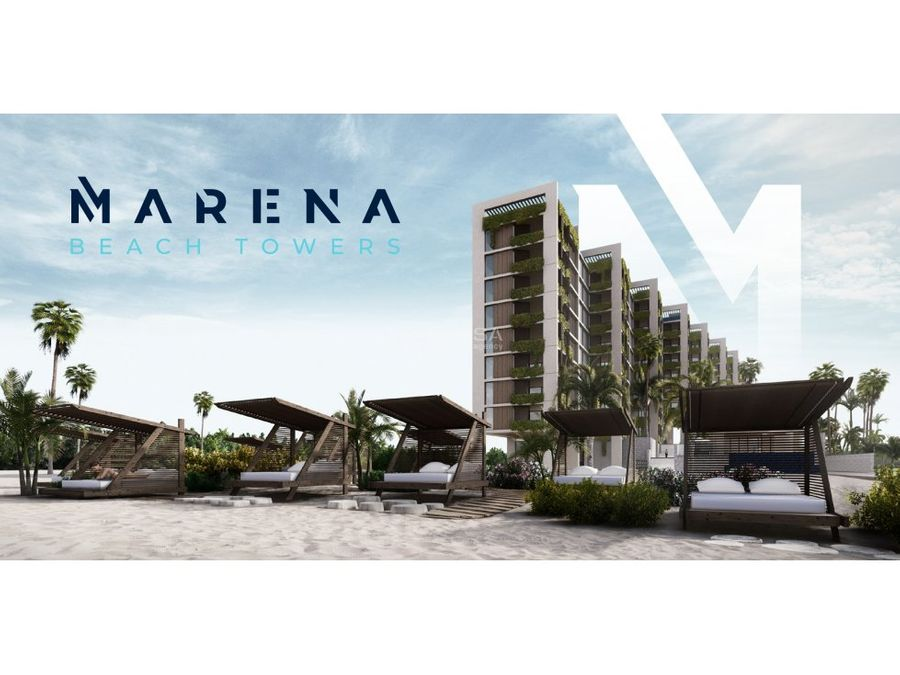 marena beach towers telchac