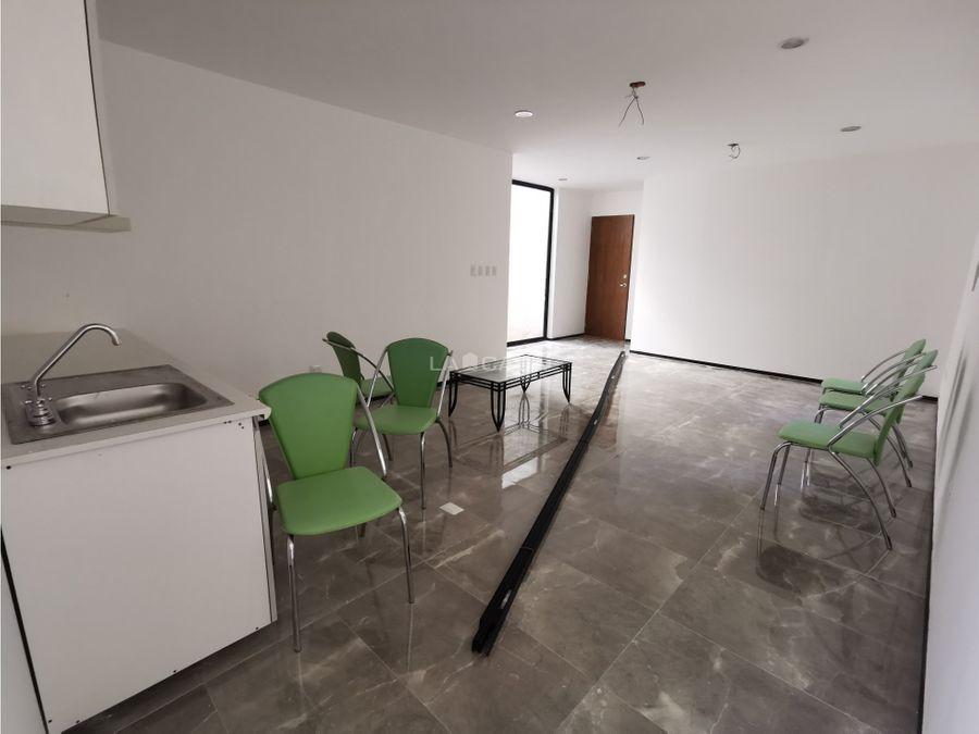 departamento de 2 habitaciones en planta baja