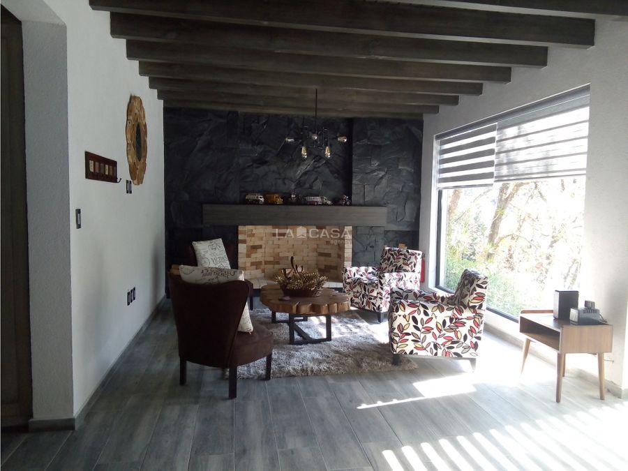 casa en condominio monsalvat