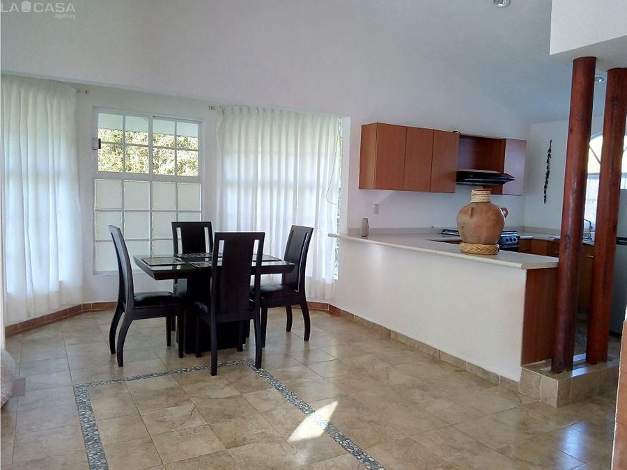 casa mesa de jaimes renta
