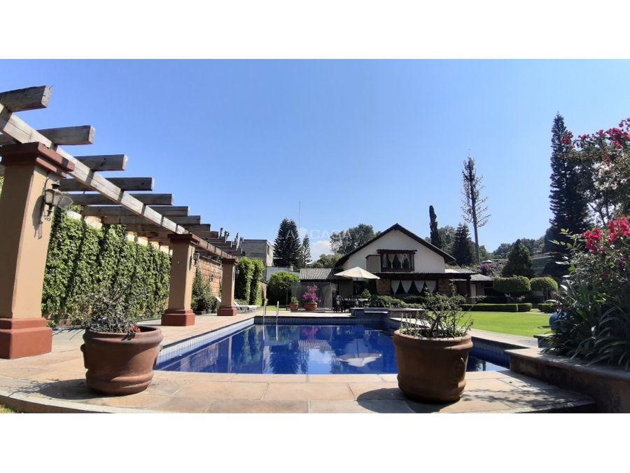 hermosa casa vallesana para disfrutar en familia