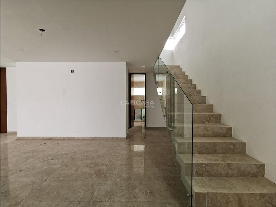casa nueva en venta en exclusivo residencial mod 282