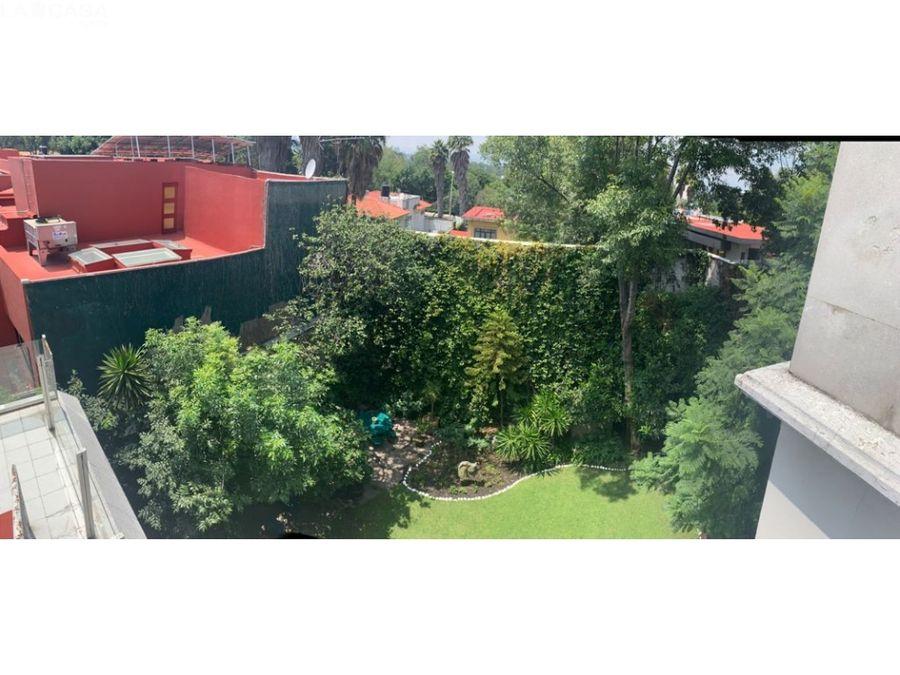 residencia en venta en lomas de chapultepec