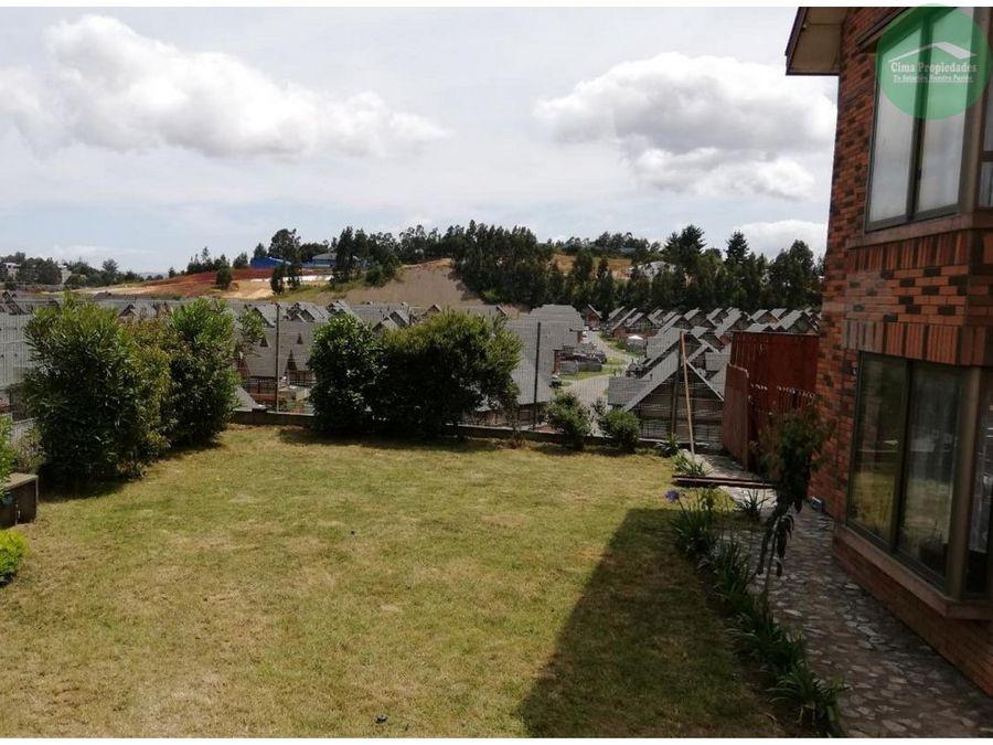 casa lomas san andres gran terreno ampliable