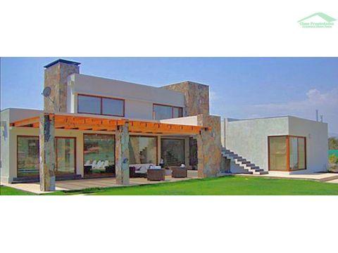 venta hermosa casa en huechuraba