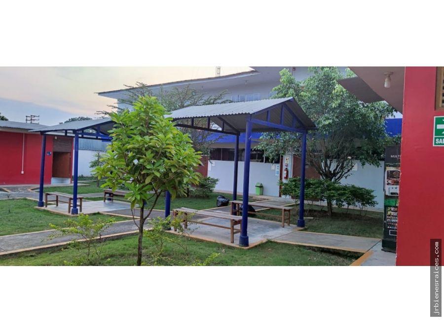 alquiler local para instituciones colegios