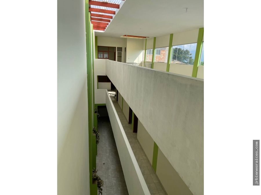 edificio en alquiler 3 cuadras de la plaza de lamas