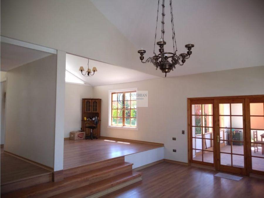 venta casa quilpue