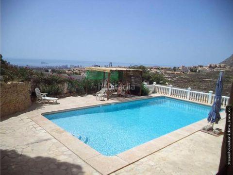 apartamento tipo bungalow 2h piscinagaraje