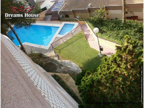 apartamento reformado 1h piscina garaje