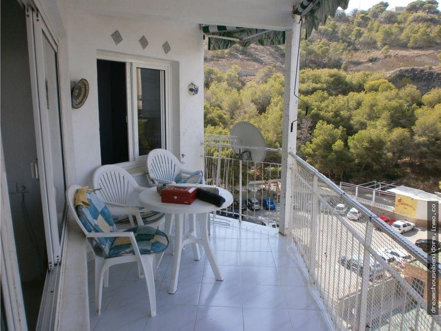 piso 3h con vistas al mar parking y piscina